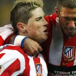 Volvió el hijo pródigo: Fernando Torres al Atlético.
