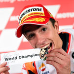 Marc Márquez es de otro planeta. Ganó el Mundial de la Moto GP de principio a fin.
