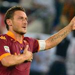Francesco Totti no entiende de edades. Fue un magnífico año para Il Capitano de la Roma.