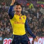 El mejor fichaje del Arsenal del año: Alexis Sánchez.