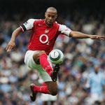 Se retiró una leyenda del fútbol: Thierry Henry.