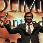 Adolfito Cambiasso la rompió en el Polo y fue nombrado Olimpia de Oro del 2014.