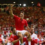 Federer hizo historia y logró con Suiza la Copa Davis frente a Francia.