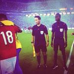 La reconciliación de Zúñiga y Neymar.