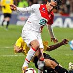 La falta sobre Falcao que lo dejó sin Mundial al Tigre.