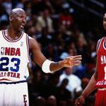 Kobe Bryant superó a Michael Jordan, como el tercer máximo anotador de la historia de la NBA.