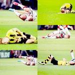 Las lesiones de Marco Reus.