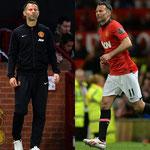 Ryan Giggs, el único en la historia del Manchester United en ser DT y jugador.