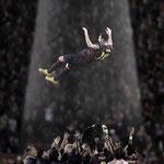 Lionel Messi hizo historia y sus compañeros se lo reconocen.