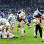 Enorme año de Los Pumas, logrando entre otras cosas, su primer triunfo en un Rugby Championship.