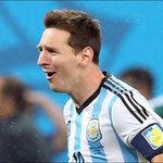 Las lágrimas de Lionel Messi con la Selección Argentina. Pura emoción.