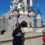 2019 - Disney land - Marne la Vallée (77) - Julia