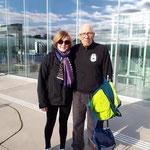 Randonnée - La route du Louvre à Lens (62) - Hélène et Alain
