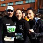 31/03/19 - Foulées valenciennoises (59) - Chiraz, Sonia et Alain