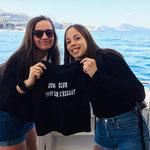 05/04/2019 - Capri (Italie) - Amandine
