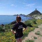 17/04/19 - Iles Sanguinaires (Corse) - Maé