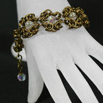 """ChainMaille-Armband """"Romanov"""" (00137)"""