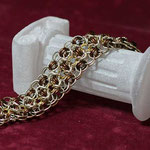 """ChainMaille-Armband """"Japanese"""" (00176)"""