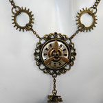 "SteamPunk-Collier ""Propeller"" (00001)"