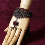 """ChainMaille-Sklaven-Armband """"Romanov"""" (00174)"""