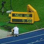 Beim Weltrekord dabei
