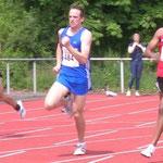 400m mit Michael Hombach - Der Darth Vader der letzten 100m