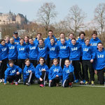 Trainingslager in Marburg 2013