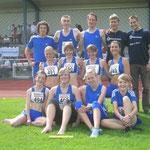 3 Staffeln bei den Südwestfälischen 2007: Männer, wU18 u. wU16