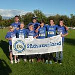 Westfalenmeister - DJMM-Team 2012 der mU14