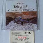"""Il CD di Perera """"Telegraph Collectors Reference"""""""