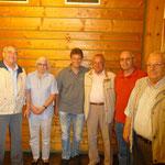 Herbert Müller, Irmgard Müller, Michael Thomann, Werner Traichel, Klaus Wolf, Ernst Schneider