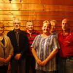 Birthe Schöpflin, Thomas Kraus, Gerhard Kupries, Mandy Havliczek, Werner Traichel, Siegmar Schütz, Horst Metzger