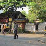Thane, ein Vorort von Mumbai