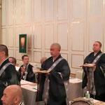 物故者慰霊・復興祈願法要には濱田会長が出仕いたしました