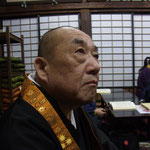 高崎の顔三浦法輪寺住職も激励にいらっしゃいました。