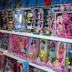 Monsterhigh, Barbie