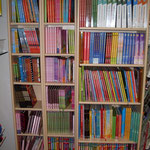 Freundebücher, Tagebücher...