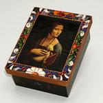 Dame mit dem Hermelin (Leonardo da Vinci - 1489/90)