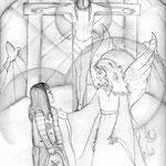 Chiara & ihr Engel
