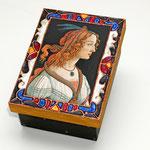 Weibliches Idealbildnis (Bildnis der Simonetta Vespucci) (Sandro Botticelli - 1480)