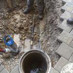 Wasserleitungsbruch