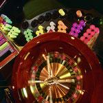 ... und in der Spielbank sein Glück versuchen ...