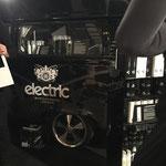 Electric - Nieuw merk nog niet bekend in Nedeland vanuit England !