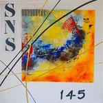 40/40   SNS 145  n°4 vendu