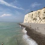 Un autre paysage à deux pas de la Baie de Somme, les falaises vous attendent !