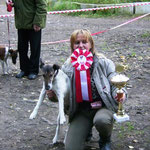 Luigi Savini победитель класса ветеранов