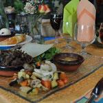 Assiette de Pays des Genets du Vignac