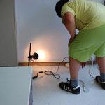 Praktische Abschlussprüfung: unnötigen Stromverbrauch vermeiden
