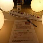 Station 6: Stromverbrauch unterschiedlicher Leuchtmittel raten und vergleichen