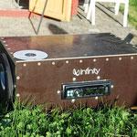 In Solar-AG gebaute Solar-Disco